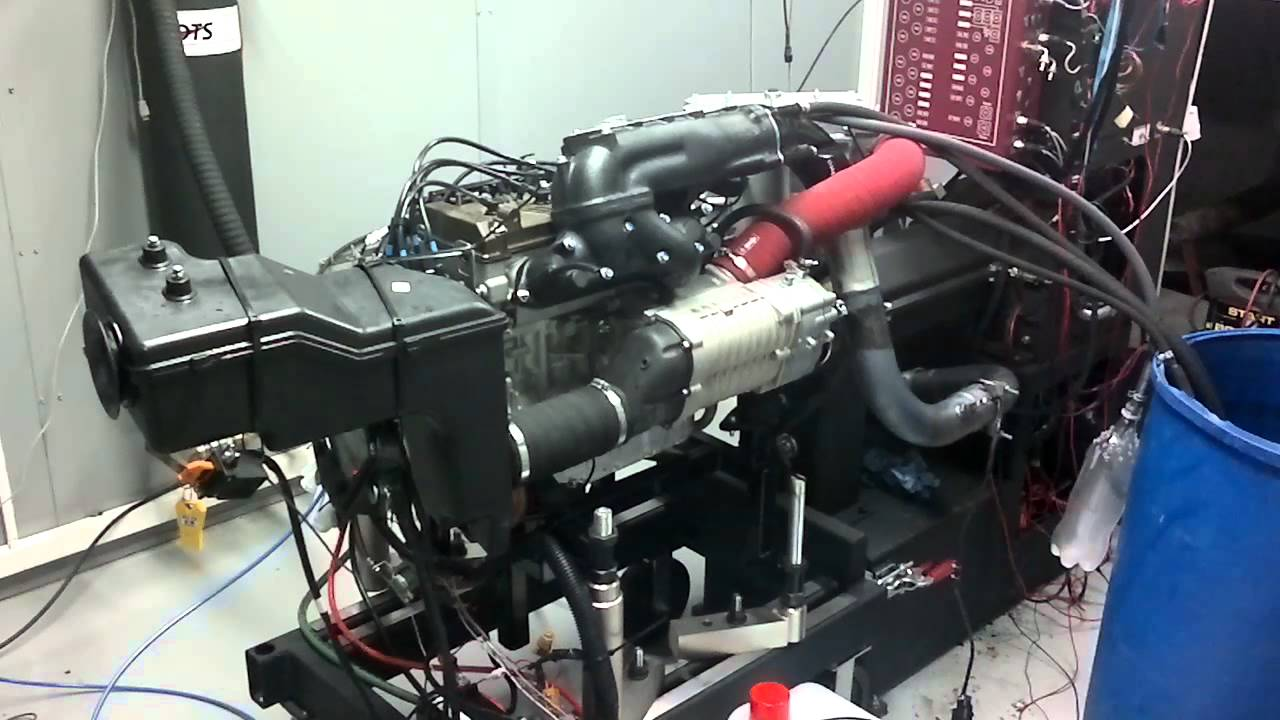 Kawasaki Ultra Lx Engine