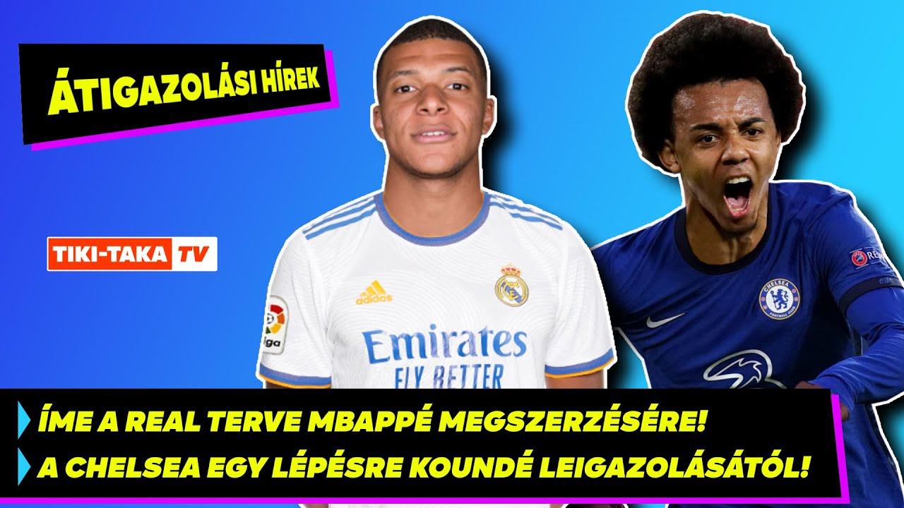 """Real: Ramos és Varane is Mbappé """"miatt"""" lett feláldozva? Jules Koundé egy lépésre a Chelsea-től!"""