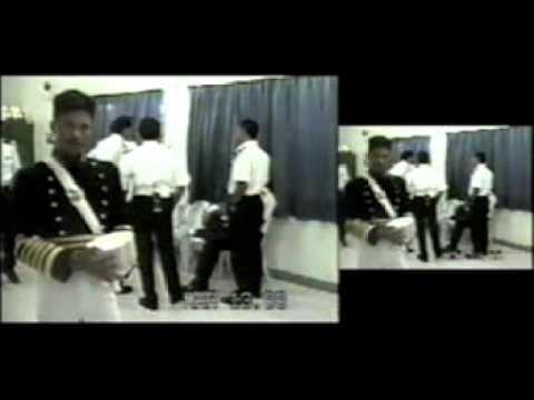 PMMA - CDR. Ronnie R. Abella testimonial parade, 3/13/1999
