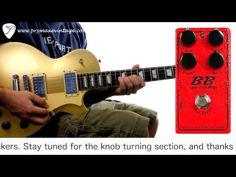 Xotic Effects BB Preamp Overdrive