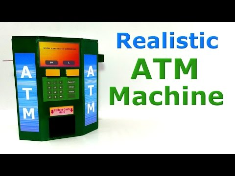 How to make ATM Machine