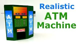 How to make ATM Machine