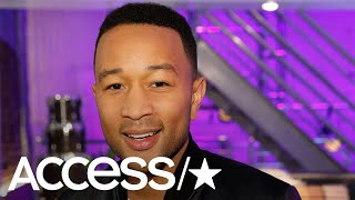 John Legend Joins 'The Voice' As New Coach For Season 16 | Access