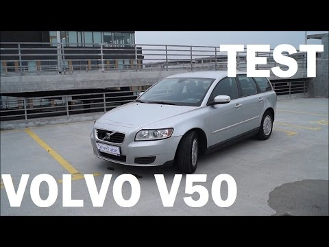 Volvo V50 2008 TEST   Auto Dla Kowalskiego #5