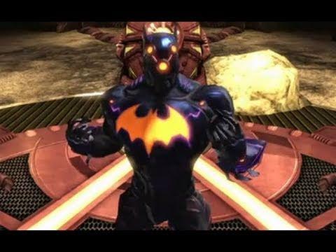 DC Universe Online - The Batcave: Brainiac Sub-Construct Trailer