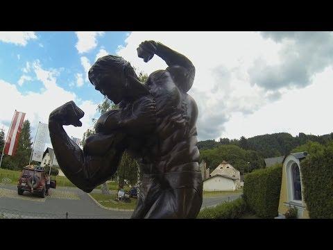Arnold Schwarzenegger Museum, Thal Austria