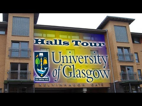 Kelvinhaugh Gate Halls Tour - University of Glasgow Student Accommodation