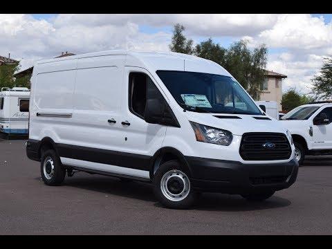 Ford Transit T Medium Roof WC Cargo Van