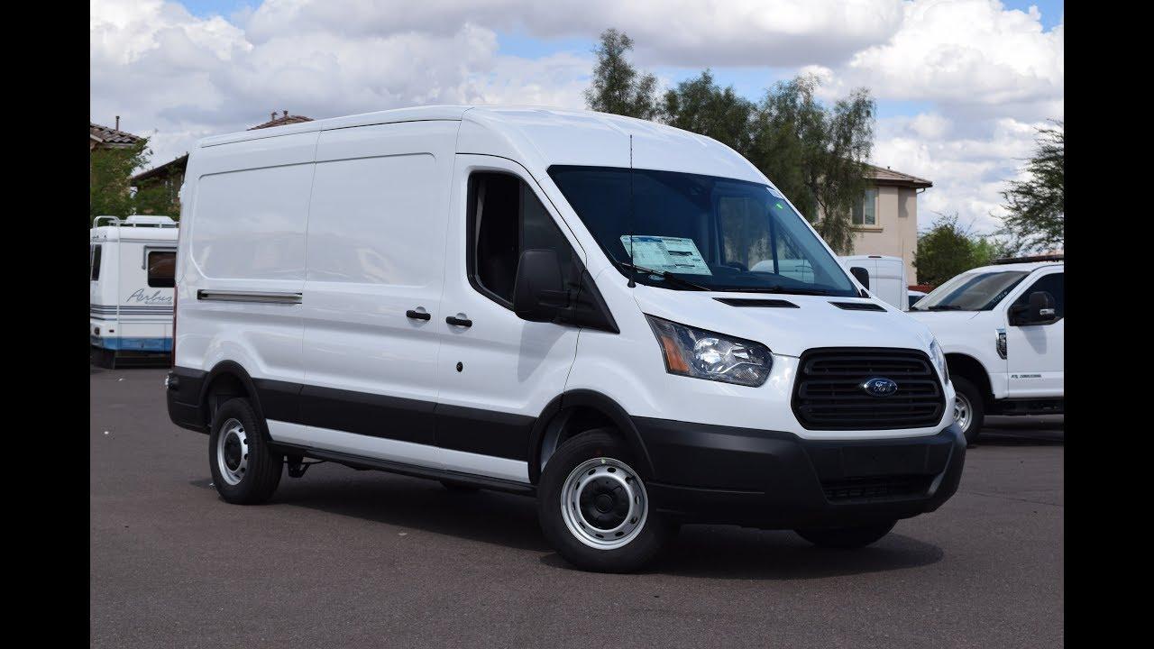 2019 ford transit t350 medium roof w2c cargo van