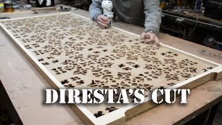 DiResta's Cut: Butterfly Panel Room Dividers