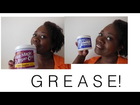 I Trimmed & Twisted My Hair With Grease!