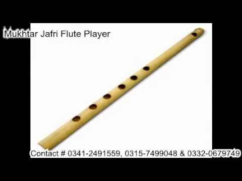 Mukhtar Jafri Flute Player