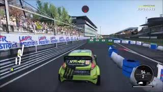 Valentino Rossi The Game - MotoGP 16 - Ford Fiesta RS World Rally Car 2015 Gameplay (HD) [1080p]
