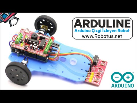 Line Following Robot Tutorials - How To Build, Programming