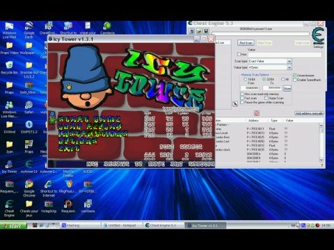 Icy Tower Cheats Codes Hints and Walkthroughs for PC Games