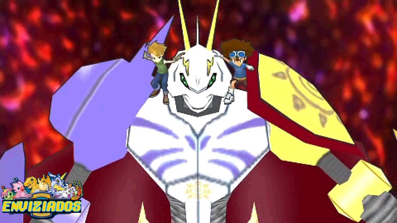 Digimon adventure capitulo 22 latino dating 7