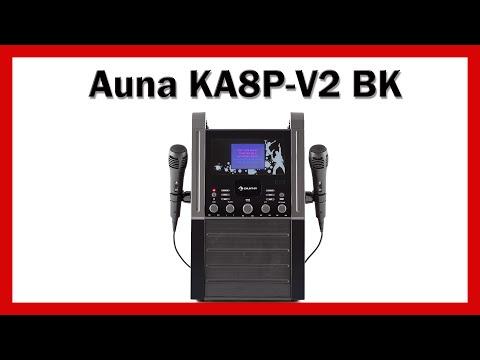 Karaoke - Auna KA8P V2 BK