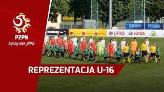 U-16 Bramki z meczu Polska - Czechy