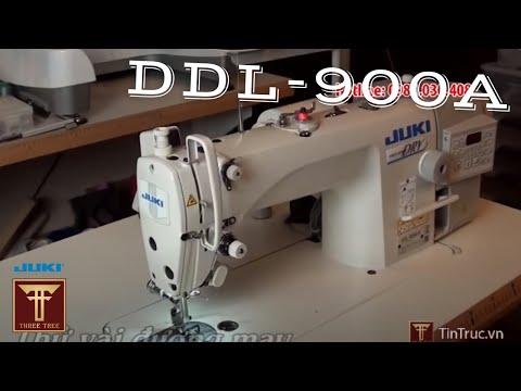 Juki | Máy 1 Kim Điện Tử DDL-900A-S