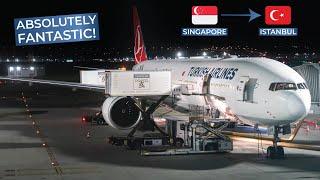 TRIPREPORT | Turkish Airlines (ECONOMY) | Boeing 777-300ER | Singapore - Istanbul