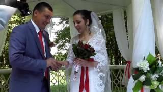 регистрация в усадьбе Гончаровых - свадьба 2016