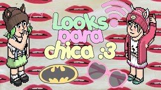 Looks Para Chica-Cheesecake Habbo