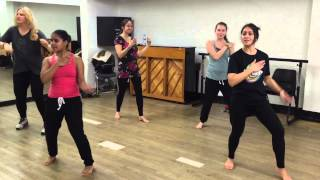 dil mein baji guitar bollywood fusion class at pineapple studios