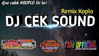 DJ KOPLO Dj slow remix terbaru full bass cocok buat cek sound