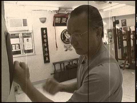 Grandmaster Wan Kam Leung