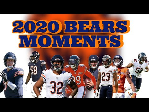Top 10 Moments From Chicago Bears 2020 Season