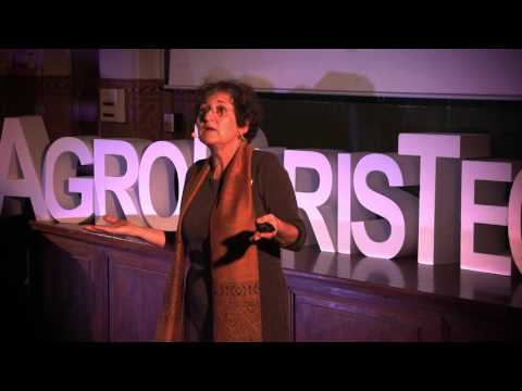 Soil-utions? | Claire Chenu | TEDxAgroParisTech