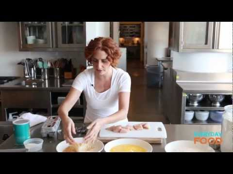 Baked Chicken Nuggets | Everyday Food With Sarah Carey