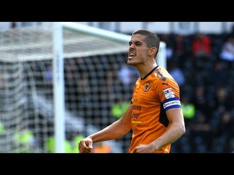 Conor Coady Signs New Deal
