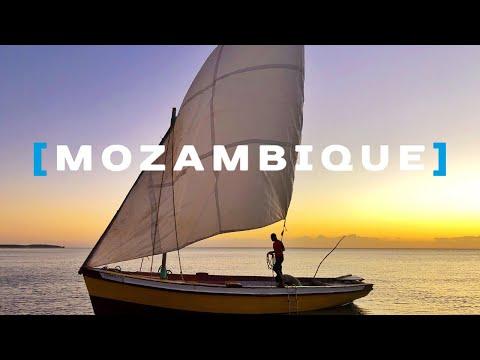 MOZAMBIQUE, el país de las playas infinitas