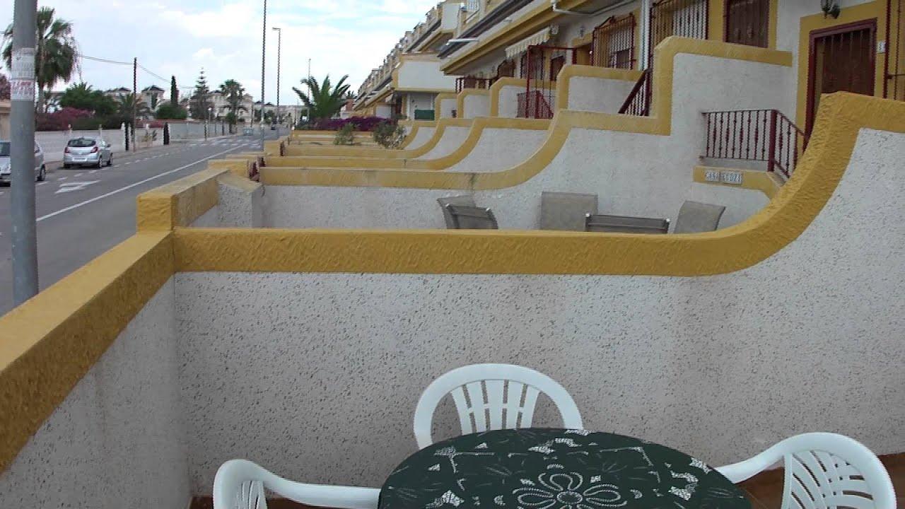 Huis te huur in playa flamenca spanje youtube - Huis te huur ...