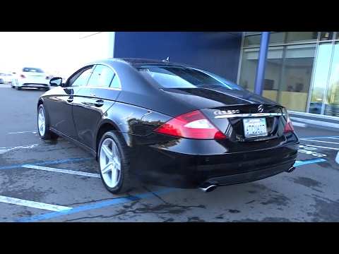 2008 mercedes benz cls class pleasanton walnut creek for Mercedes benz livermore