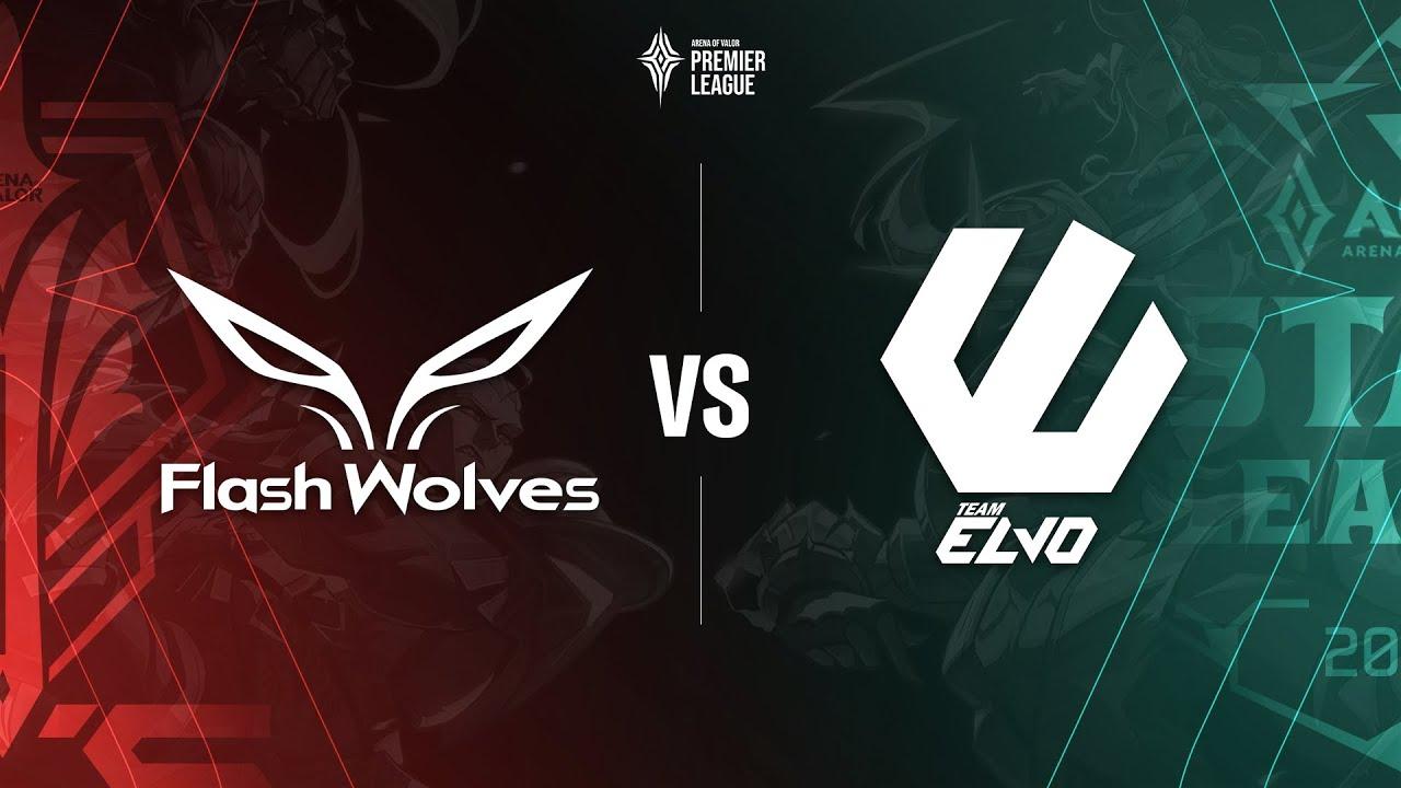 Flash Wolves vs Team ELVO [Bảng B - 04.07.2020] - APL 2020