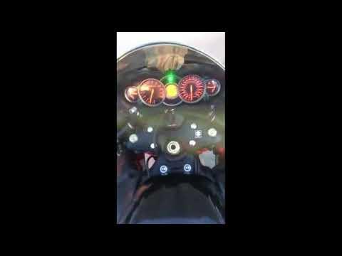 2017 Crash MOTO a grande vitesse en 1300 hayabusa ! Decembre