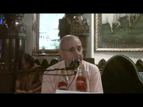 Lecture - Giriraj Swami - Sunday Feast - Bhagavad Gita Chapter 9