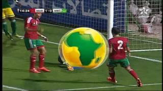 تسجيل كامل لمباراة المنتخب المغربي 2 - 0 المنتخب الموريتاني أقل من 17 سنة