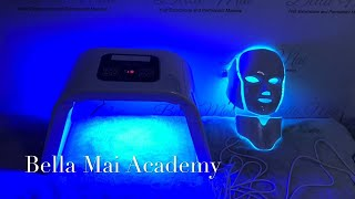 1. LED Light Therapy Training Course Essex