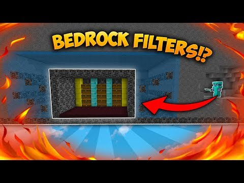 RAIDING Enemy BEDROCK Vault!  Minecraft Factions District #17