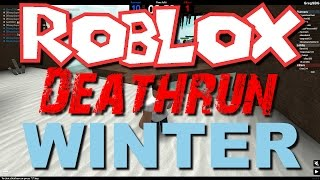 Team SBG Plays: Roblox - Deathrun Winter! (Family Play)