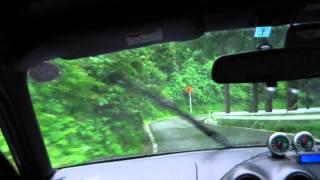 R445 二本杉峠から ロードスター車載カメラ