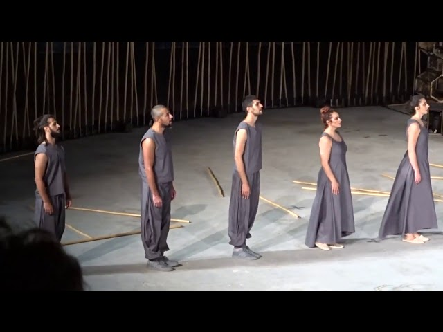 Τρωάδες του Ευριπίδη - ΚΘΒΕ - Χειροκρότημα StellasView.gr