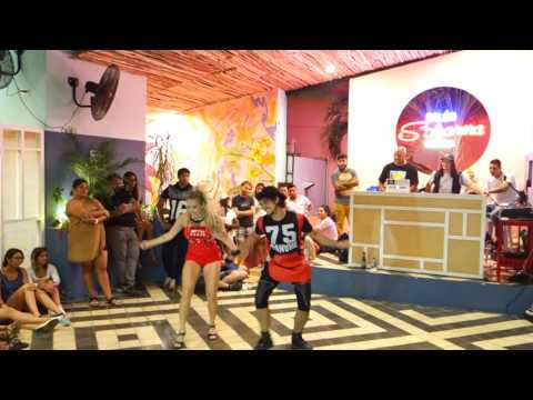 ZoukMX 2016 Debby and Kamacho in performance ~ video by Zouk Soul
