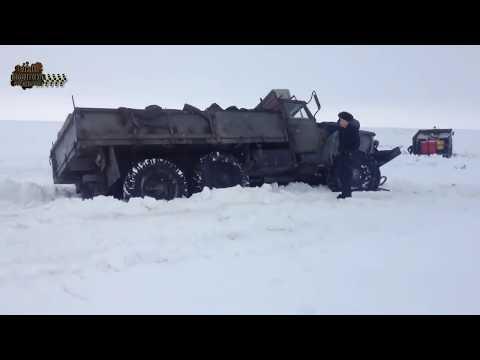 ПО БЕЗДОРОЖЬЮ СЕВЕРА РОCСИИ НА ГРУЗОВИКАХ УРАЛ КАМАЗ ПОДБОРКА ON THE ROADS NORTH OF RUSSIA winter