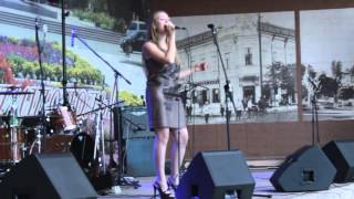Карина Мироненко. День молодежи. Мелитополь, 28/06/2014.