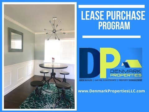 Denmark Properties Lease Purchase Program