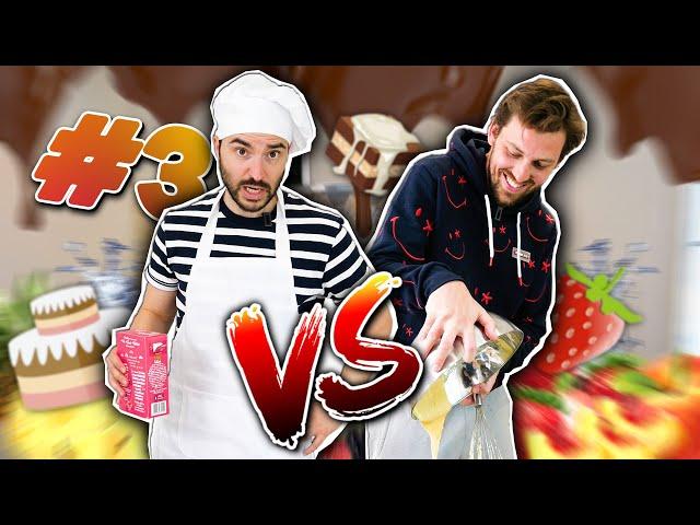 Qui est le meilleur Pâtissier : gâteau challenge #3
